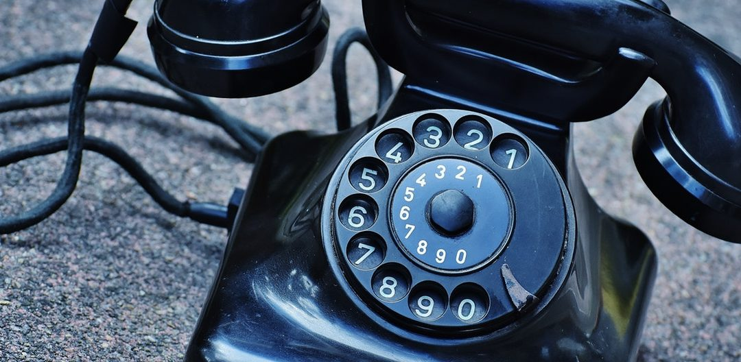 """The revival of """"Cold Calling"""" in 2020"""